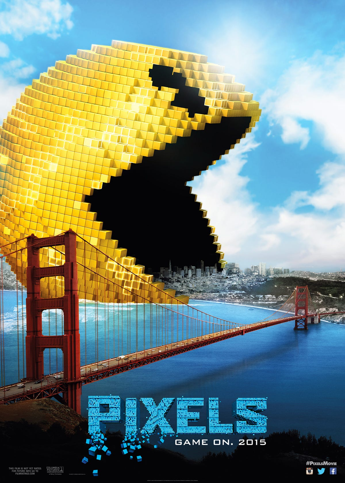 Pixels' trailer: the voxel half-filled, not half-empty