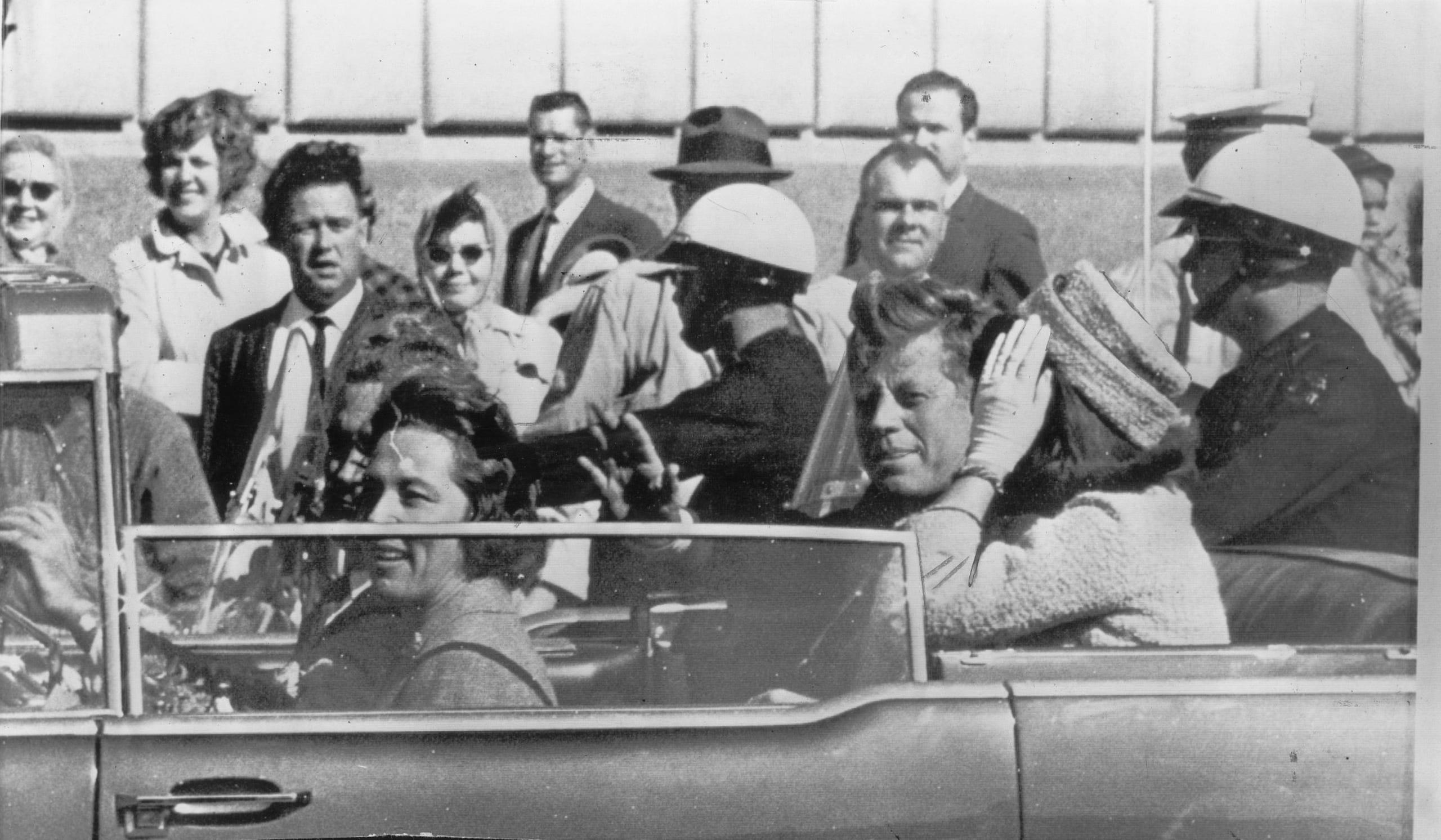 Retro Indy: Assassination of President John F. Kennedy