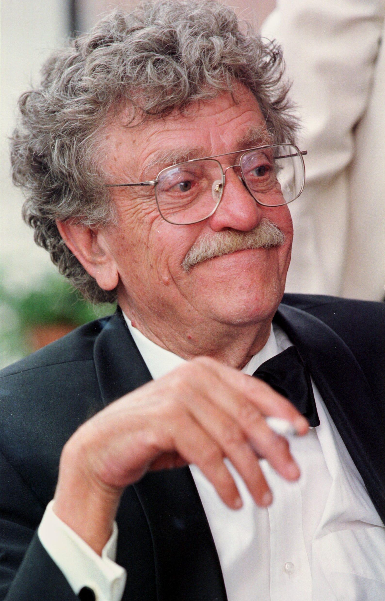 Retro Indy: Kurt Vonnegut in photos