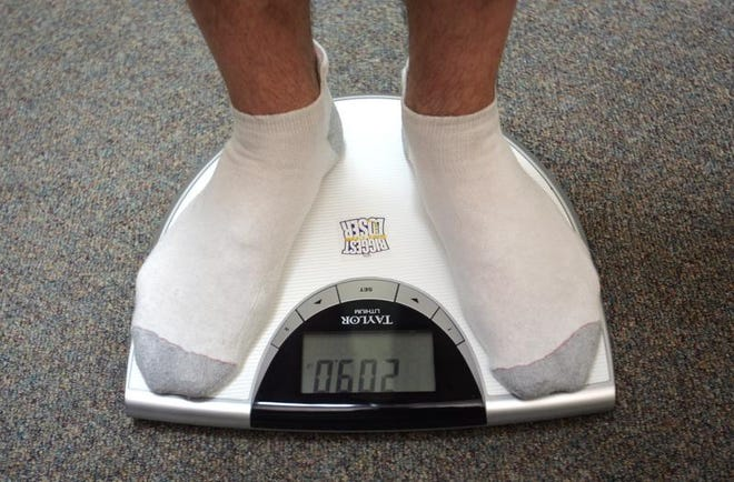 A new report finds Louisiana ranks 9th in the nation for obese adults at 35.9%.