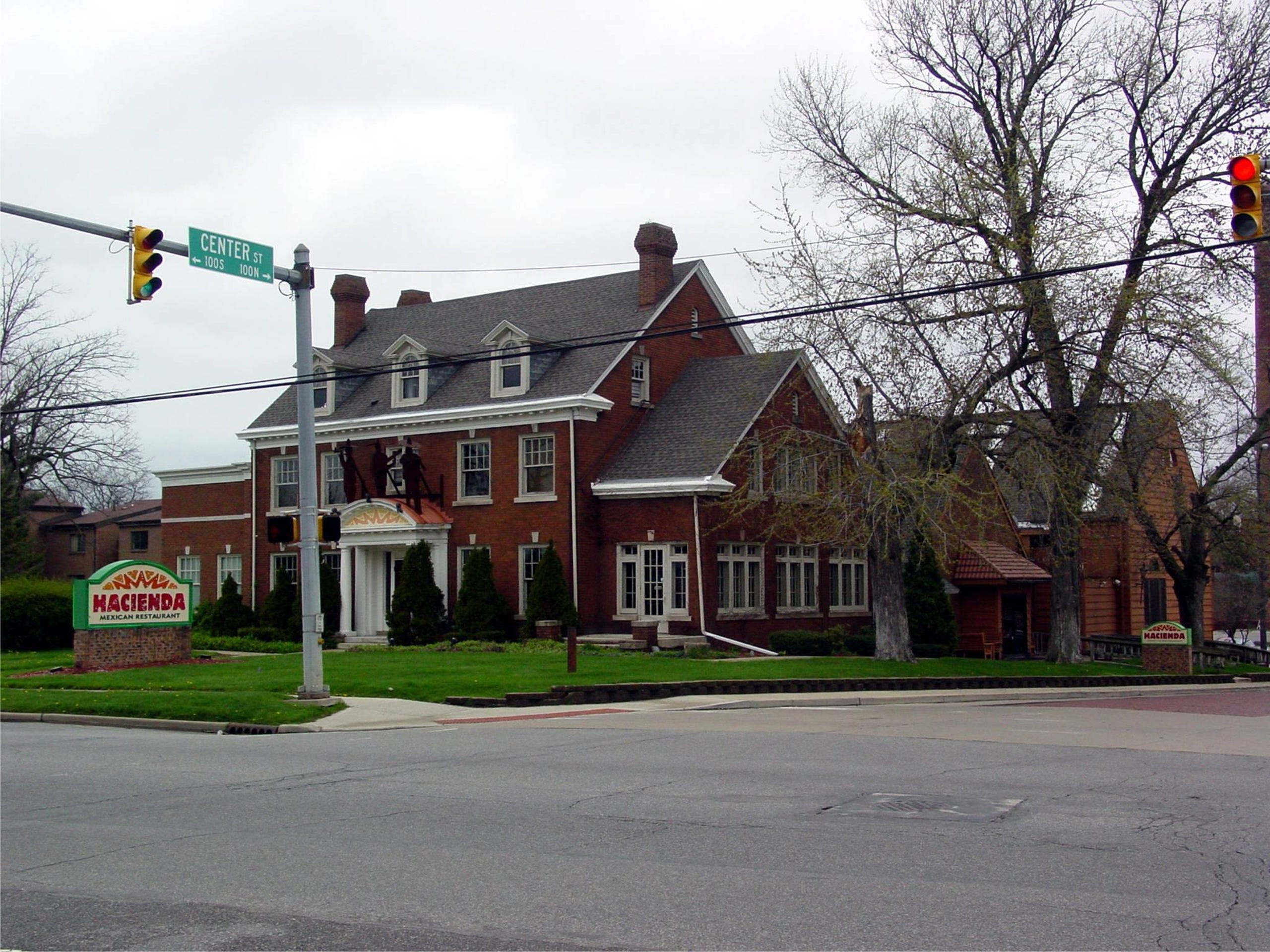 Most haunted locations in Indiana on