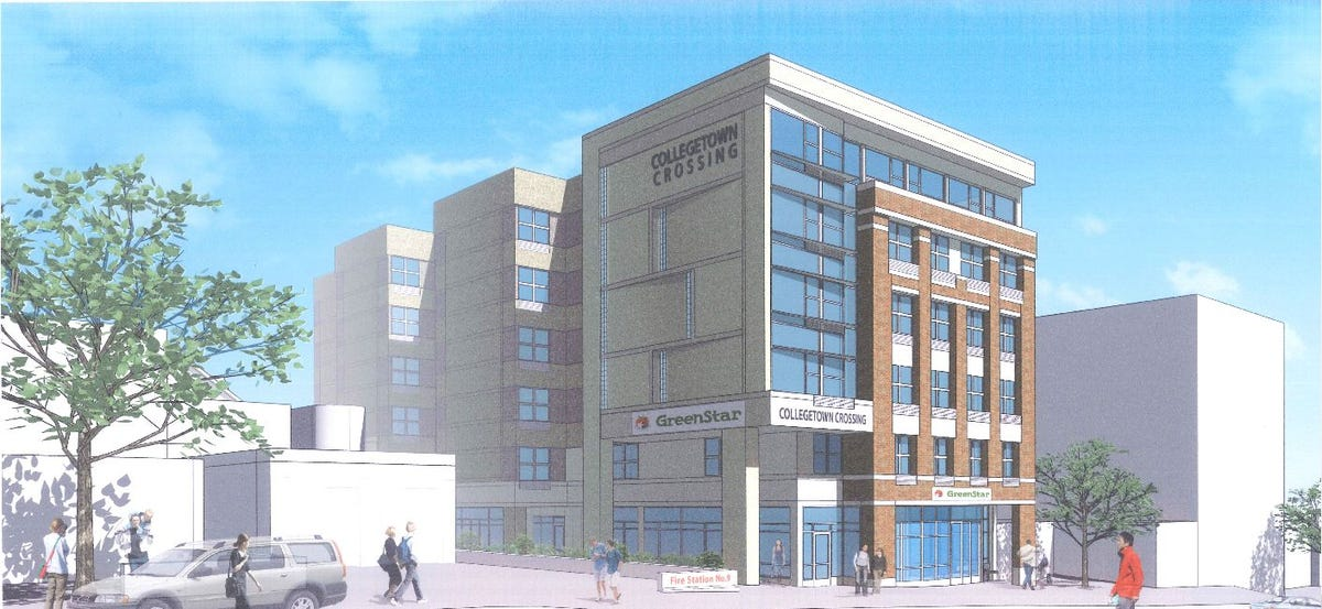 Collegetown Crossing gets Ithaca's final approval
