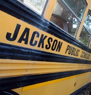Jackson Public School District bus