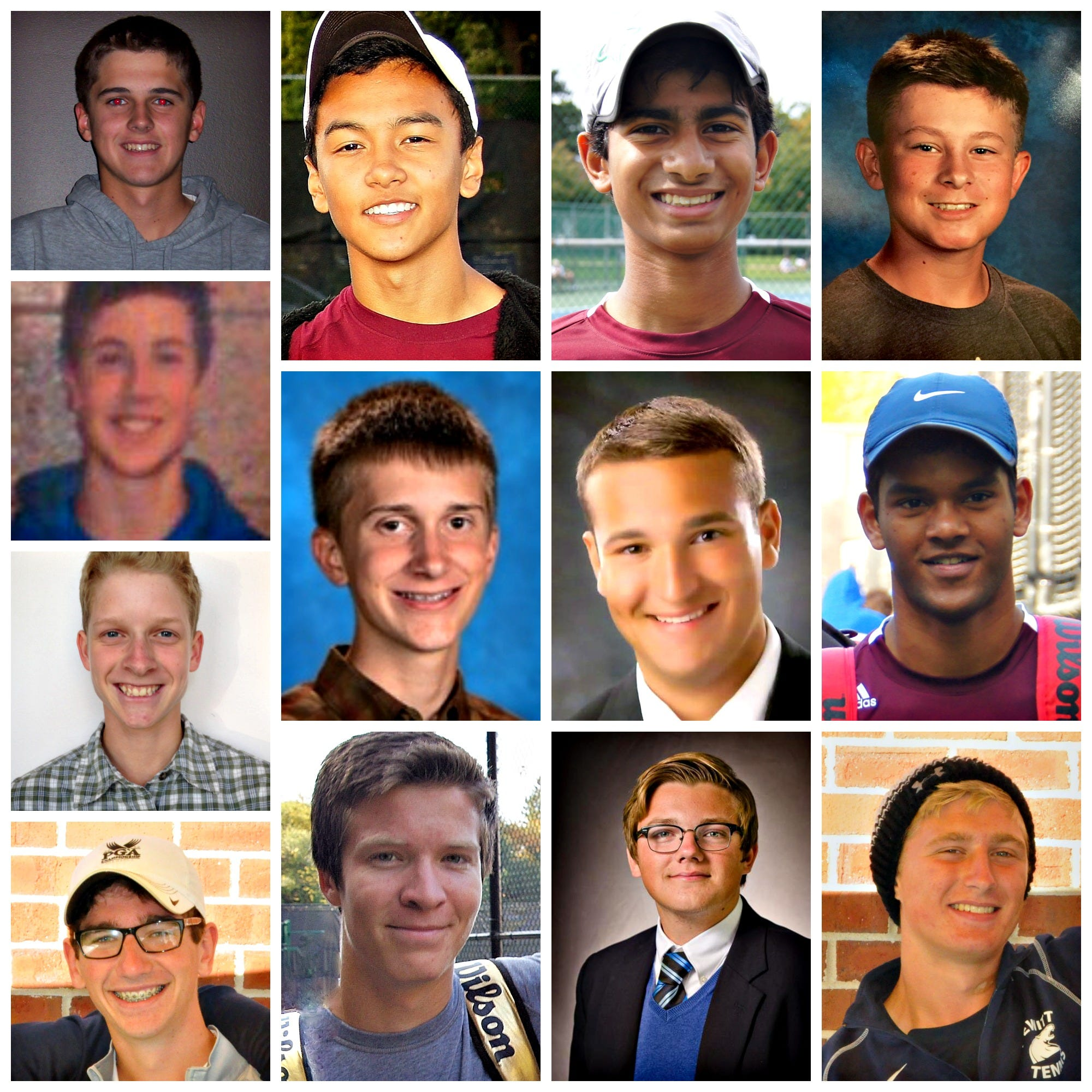 haslett catholic singles Michigan's most comprehensive statewide high school boys tennis coverage no 1 singles #1 steve forman no 4 lansing catholic, 13 6 almont, 11 6.