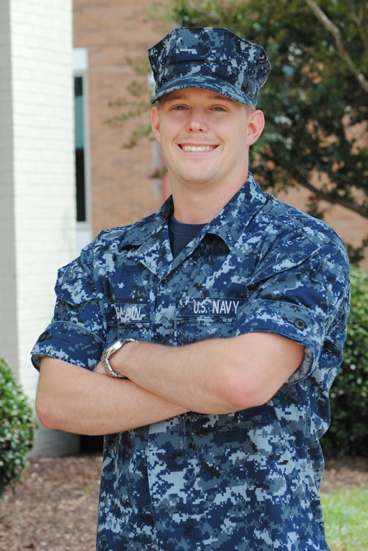 Marbury native serves aboard aircraft carrier