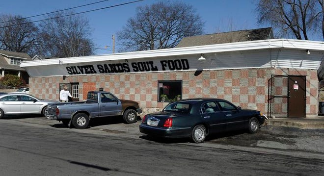 Silver Sands Soul Food restaurant is a staple in the Hope Gardens neighborhood.
