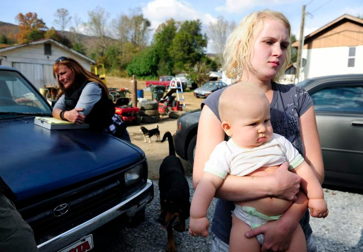 In Carter County, fighting meth is a dirty and dangerous business