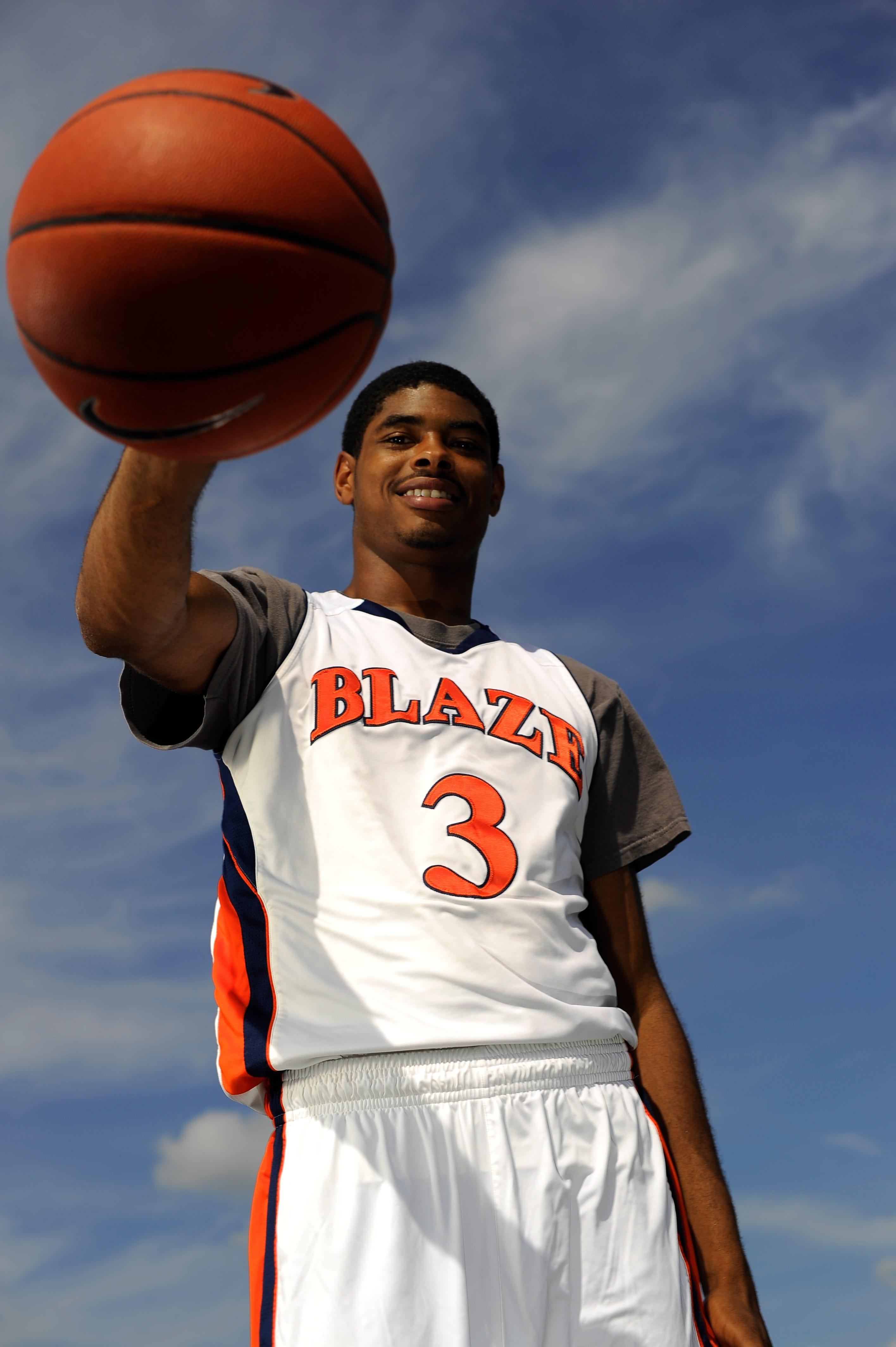 Jauan Jennings of Blackman is the Tennessean's boys high school athlete of the year.