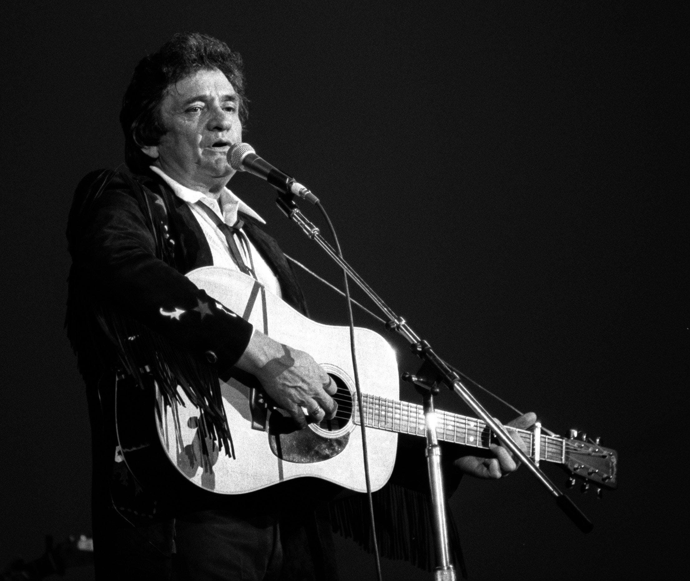 Ken Burns' 'Country Music': Inmate Merle Haggard saw Johnny Cash perform at San Quentin