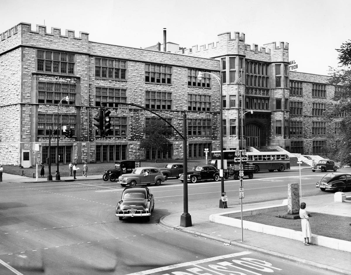 Nashville high schools: Check out these archive photos