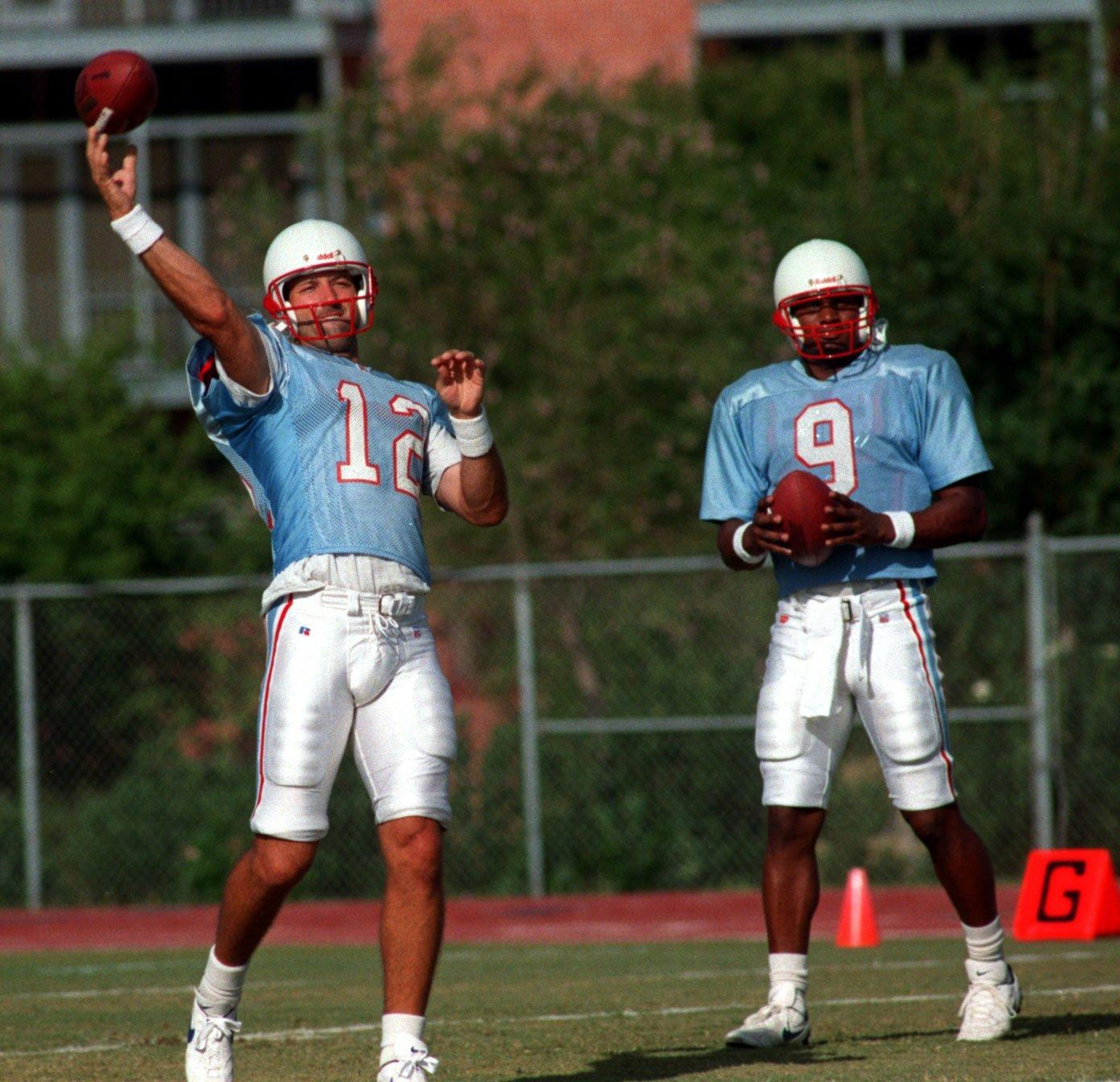 sale retailer 4ab7f d8b93 Steve McNair's career in photos