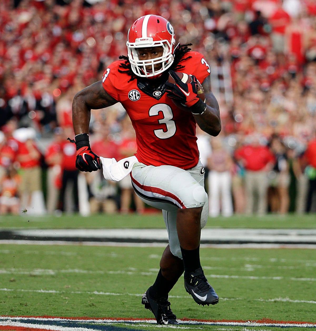 lowest price a044f 0a4e0 Todd Gurley suspended because of NCAA investigation