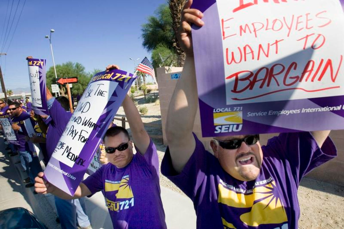 Riverside County to impose terms of contract with SEIU Local 721