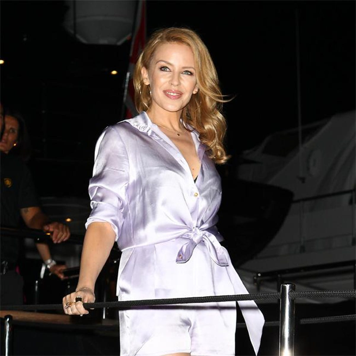 Kylie Minogue still 'hopeful' of family after cancer