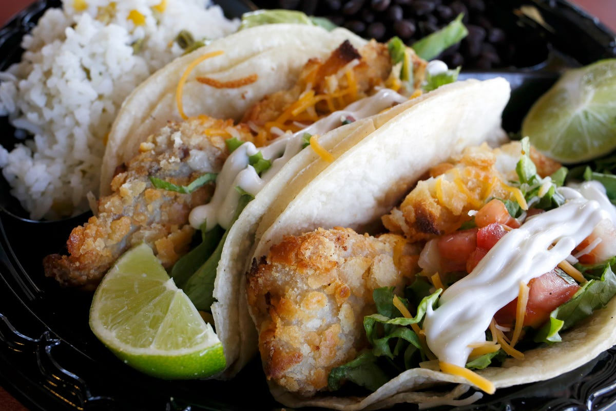 Review: Taco4U puts healthy spin on Mexican fast food