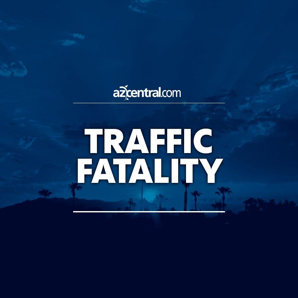 Truck crashes through Phoenix construction site, driver killed | AZ Central