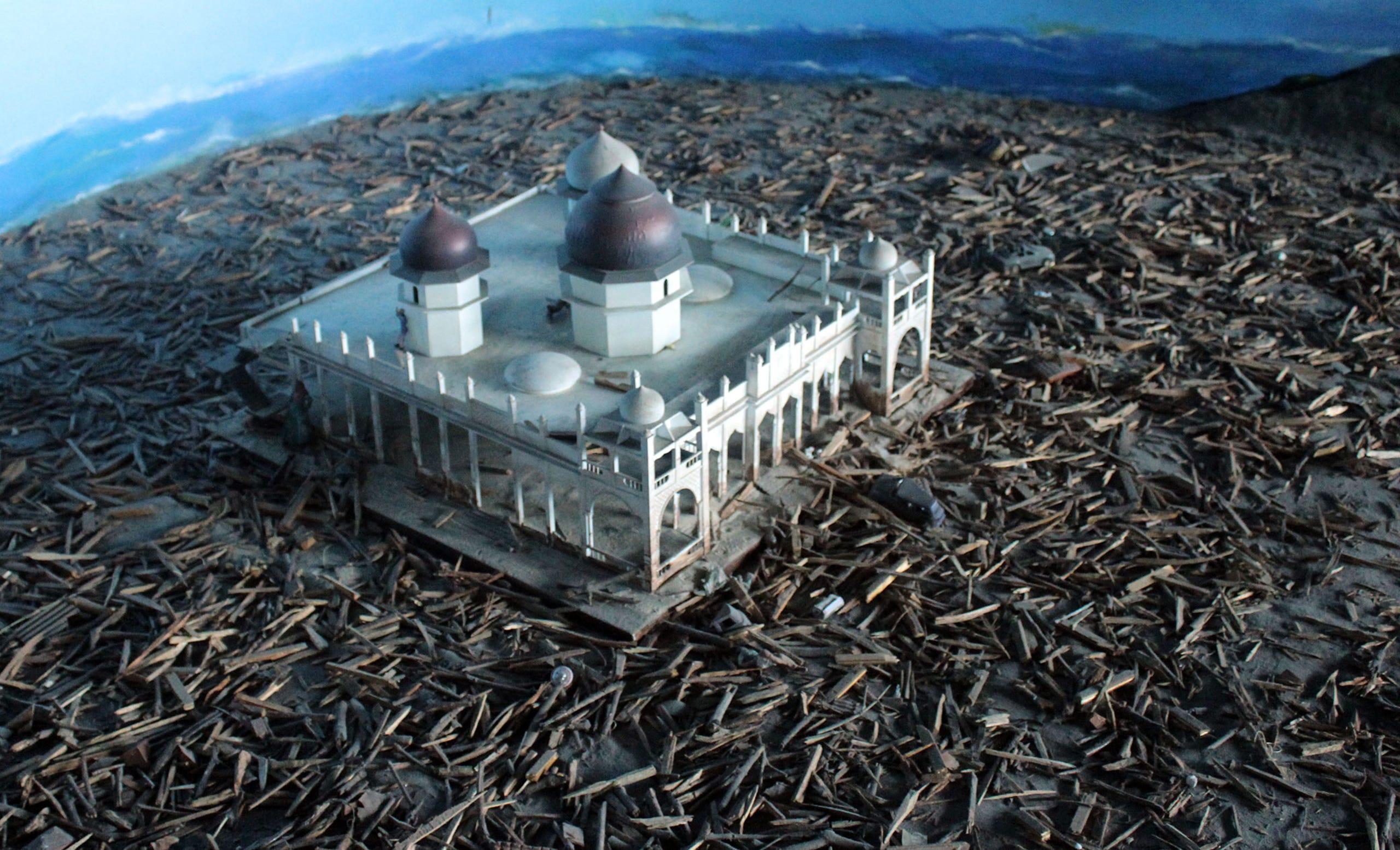 Aceh Indonesia Tsunami Visitbandaaceh Com
