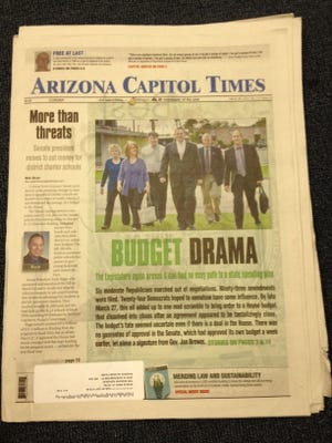 Arizona Capitol Times.