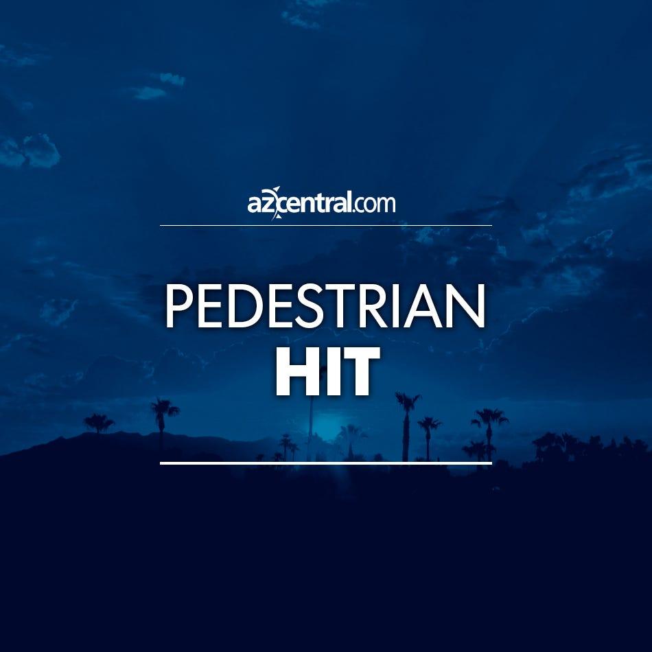 Pedestrian killed crossing midblock on Phoenix street