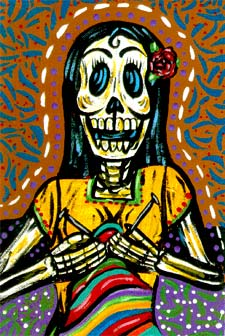Day of the Dead crafting ideas for all ages