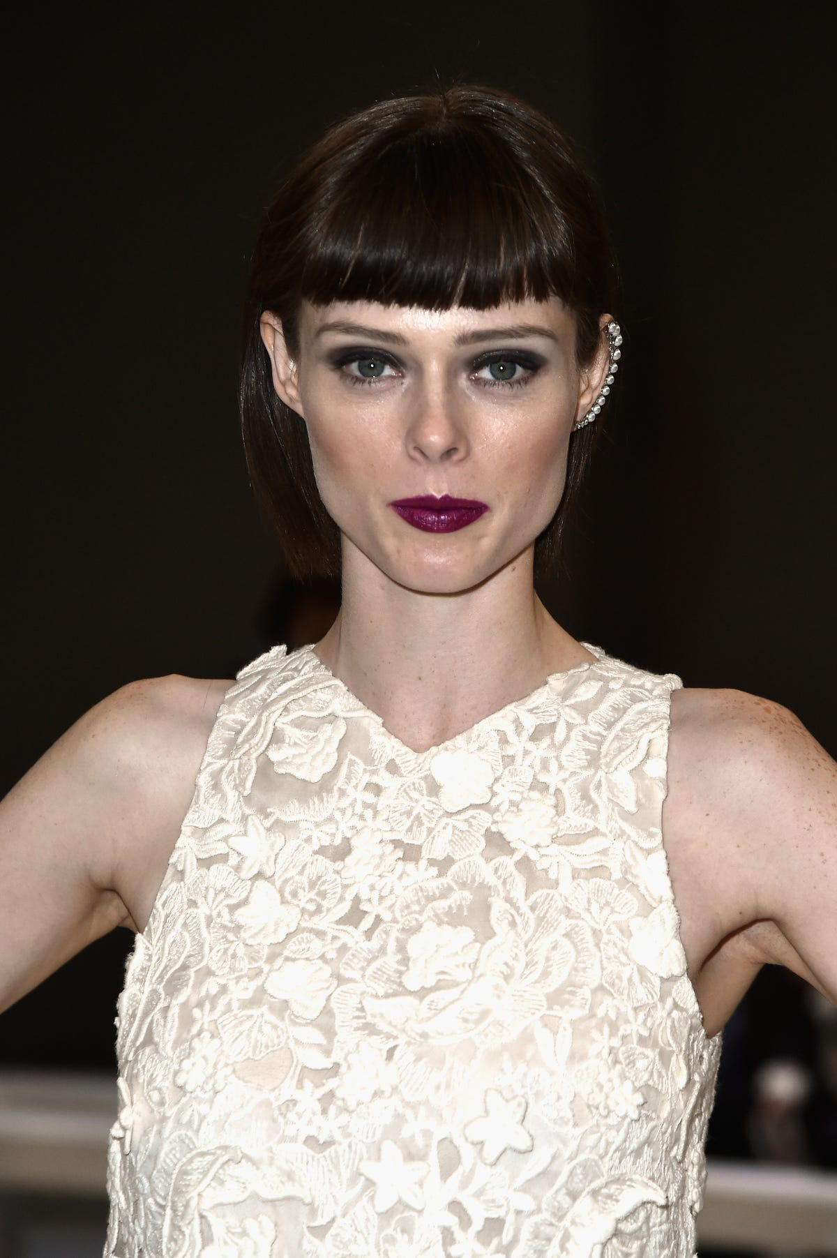 Coco Rocha announces pregnancy with 3-D spinning video