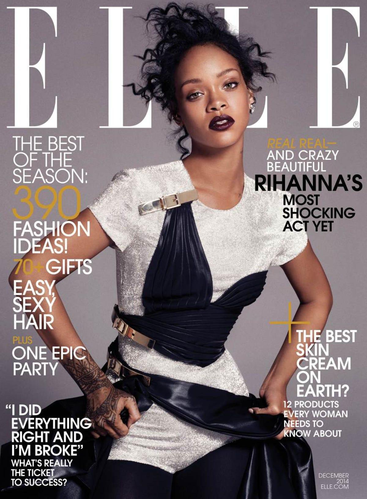 Rihanna's 'worst fear' involves a hospital, lots of drugs