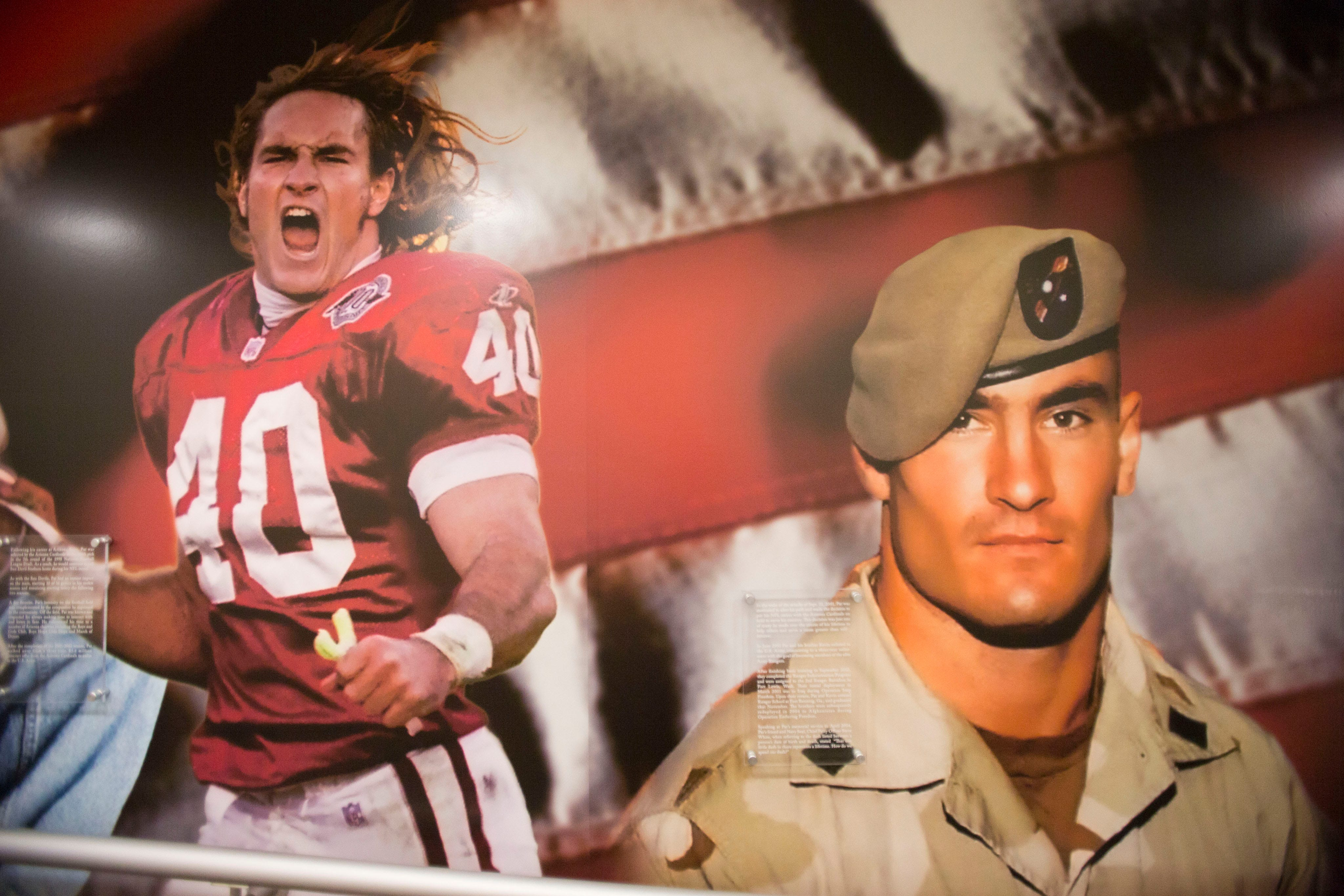 Pat Tillman becomes focus of social media outrage over Colin Kaepernick's Nike campaign