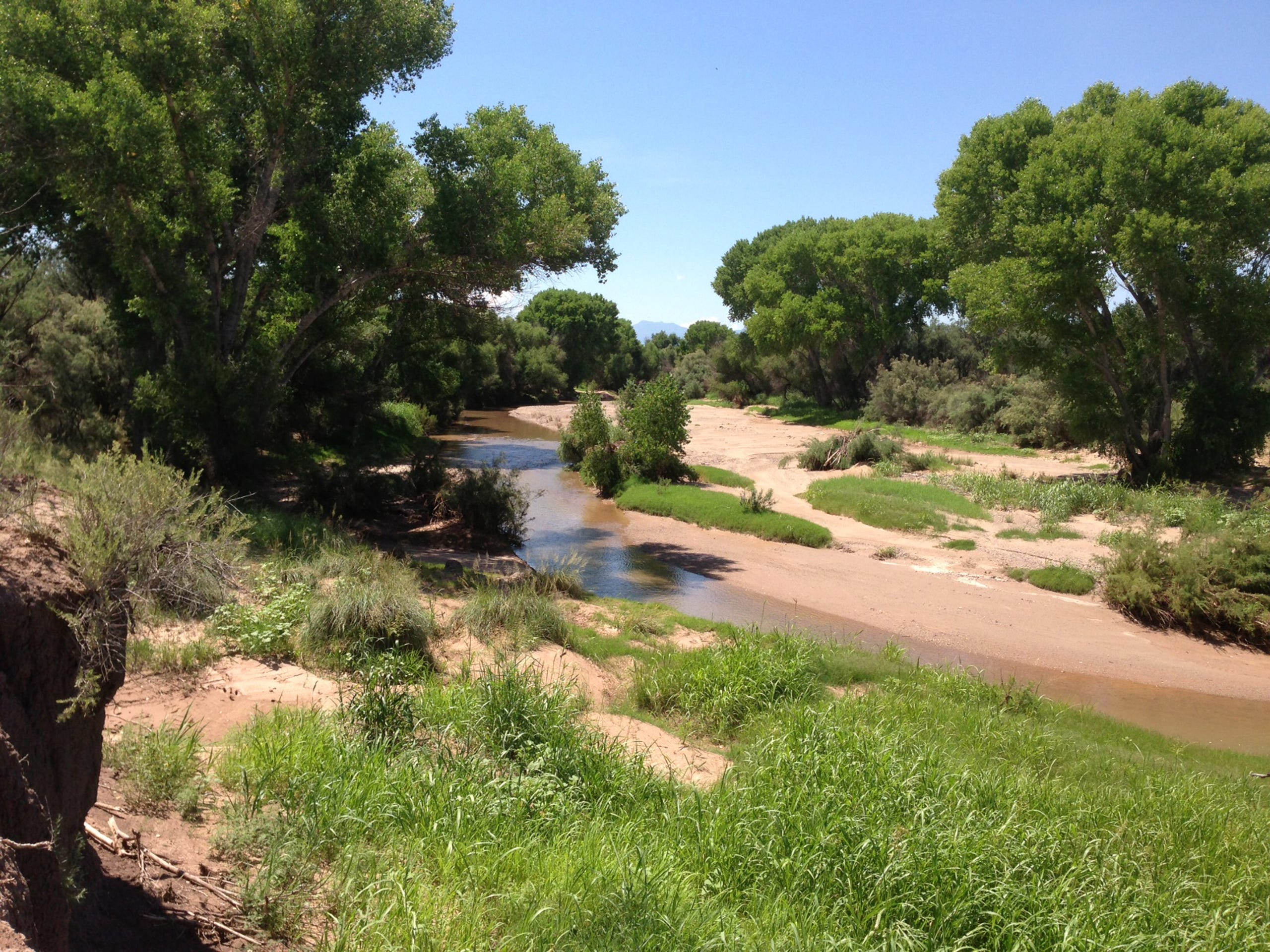 The ghost town of Fairbank, in Cochise County, has a walking trail that winds through mesquite groves, past the old cemetery and ruins of a mill. It ends with views of the San Pedro River.
