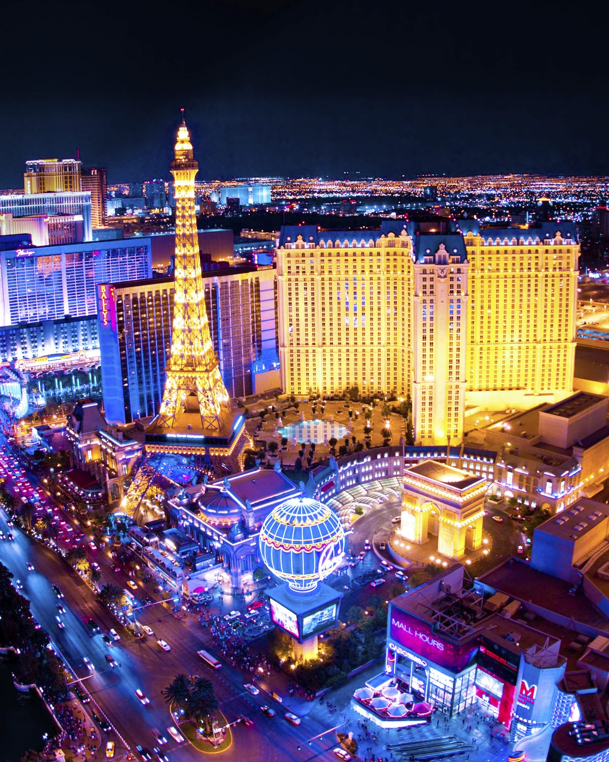 Caesars Entertainment and Wynn hotels in Las Vegas will soon