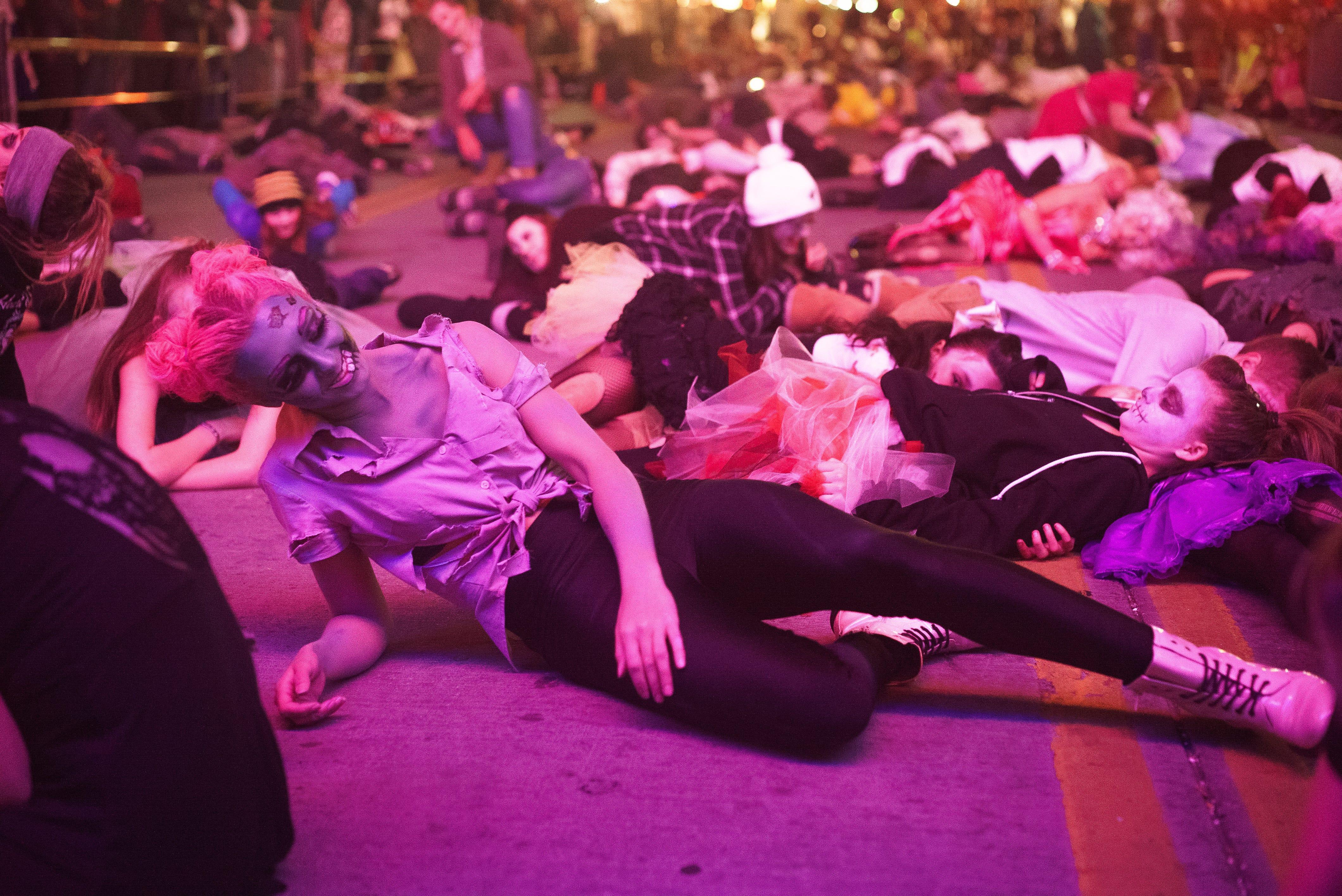 Reno roads: Zombies will block streets Saturday night | Reno Gazette Journal