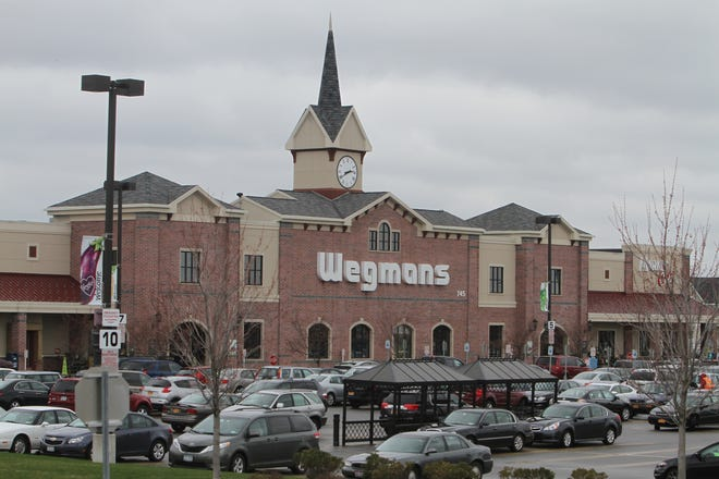 The Wegmans, 745 Calkins Road, Henrietta, received $2.9 million in exemptions.