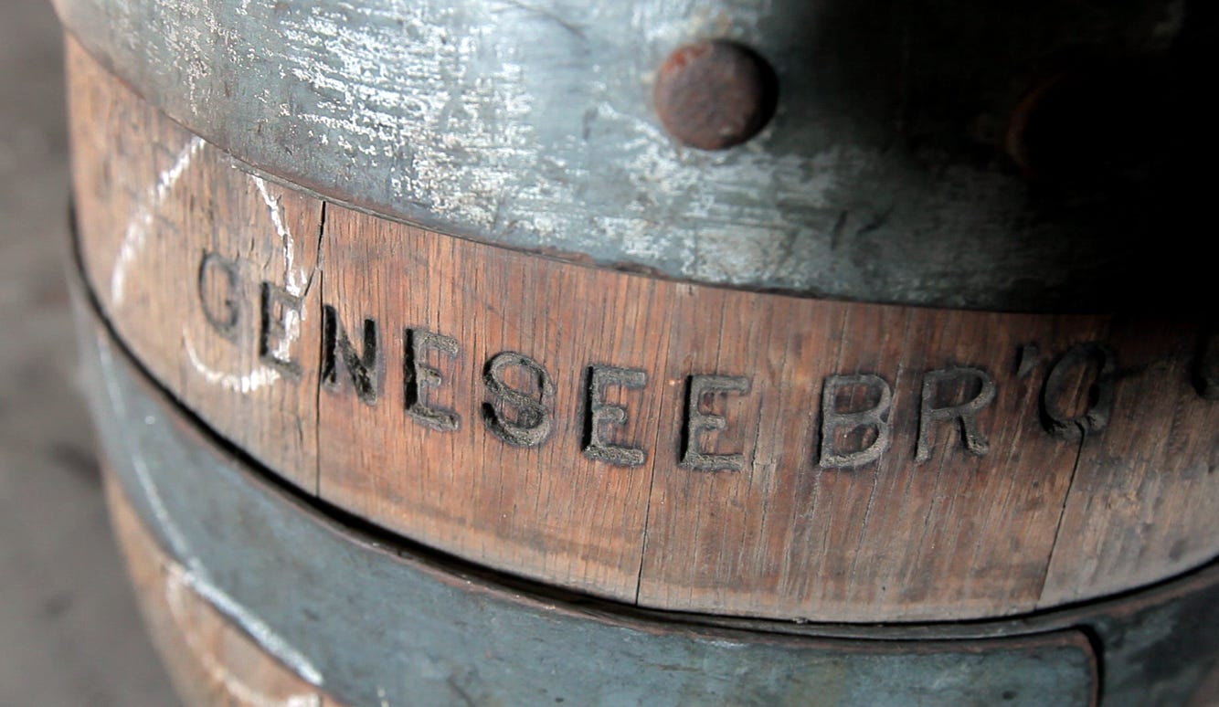 Genesee Brewing Co. is recognized beyond its hometown for its line of Genny products.