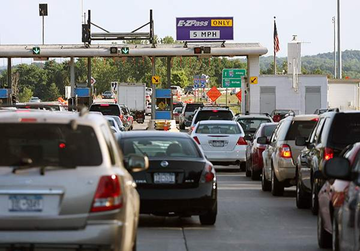 With toll increase looming, Thruway delays budget vote