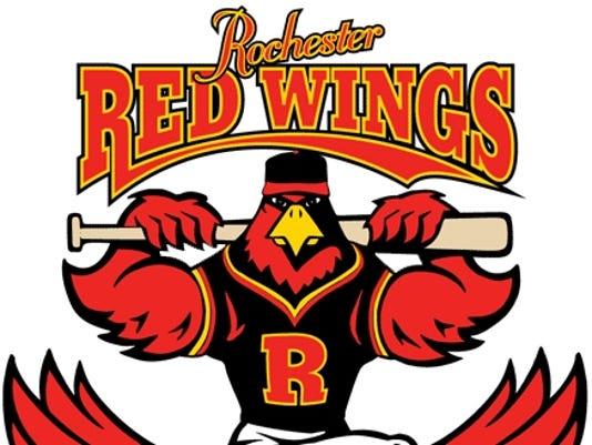 Rochester Red Wings cartoon logo
