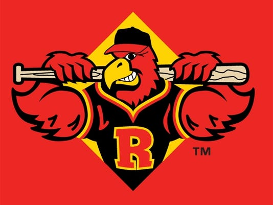 Rochester Red Wings red logo