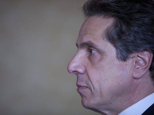 New York Governor Andrew Cuomo profile