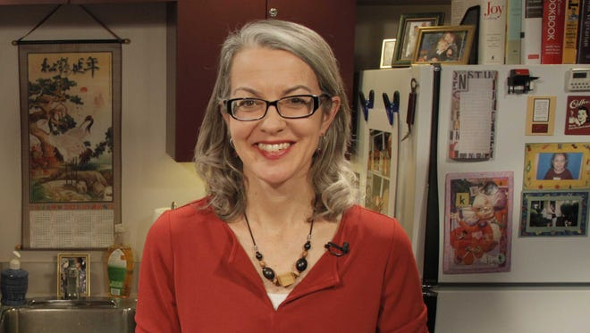 Food writer Karen Miltner