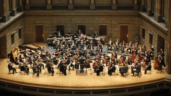 The RPO, although currently without a conductor, is at the top tier of regional orchestras.   CARLOS ORTIZ/Staff file photo Already facing a deficit estimated at 0,000 this year, the RPO has moved to release its conductor. CARLOS ORTIZ/ file photo 2010 The RPO helped Rochester break into the top 10 U.S. cities in the arts, ranked by The Atlantic Cities.  CARLOS ORTIZ 2010 file photo Rochester Philharmonic Orchestra practice in the Eastman Theatre with Christopher Seaman conducting, in Rochester, N.Y. on Wednesday, April 14 2010. Reporter is Cathy. (Democrat , Chronicle, Staff Photo by Carlos Ortiz, 041410).
