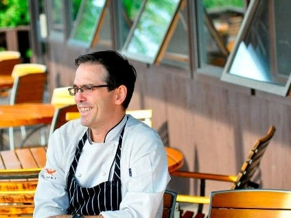 Brud Holland of Red Newt Bistro will be one of the chefs participating in Finger Lakes Restaurant Week.