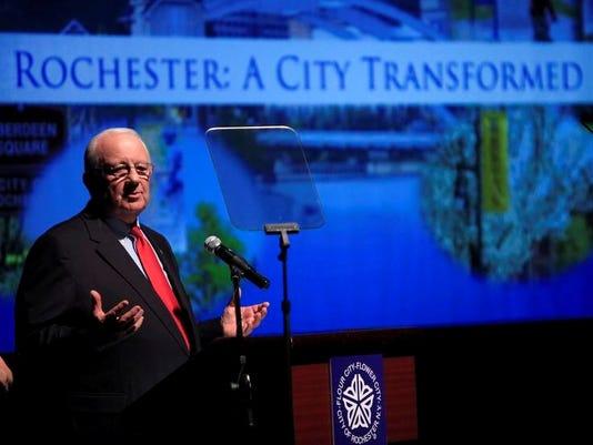 Mayor Thomas Richards