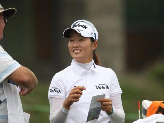 Chella Choi on Saturday.
