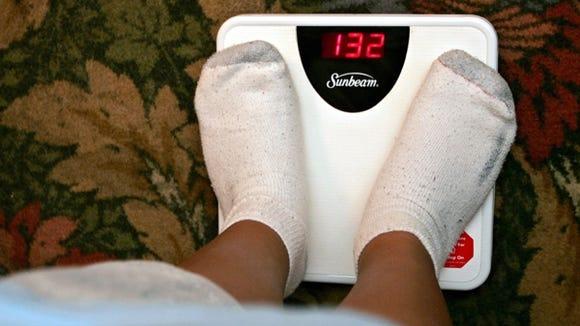 Dieting scales