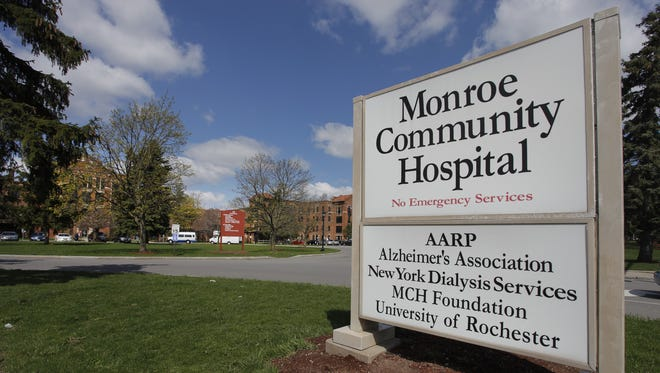 Todd Spring, the executive health director of Monroe Community Hospital, was terminated following a county investigation and an allegation of patient abuse.