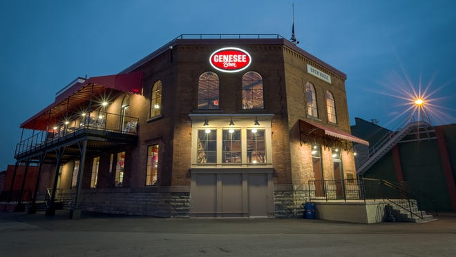 The Genesee Brew House. 25 Cataract St.