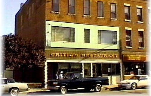 Critic's Restaurant