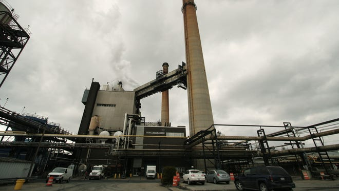 Recycled Energy Development plans to convert the coal-fired electricity plant at Eastman Business Park to natural gas.