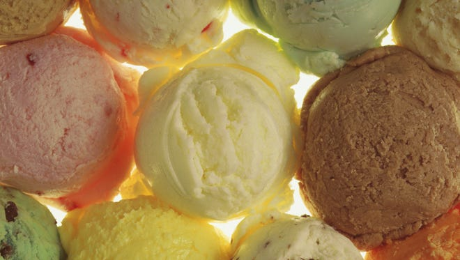 Ice cream and frozen yogurt shops are increasing in number and popularity.