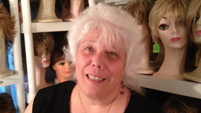 Sharon Grasta of Hilton is a hairdresser and wig maker who for years has helped cancer patients and others overcome hair loss.