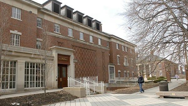 The William E. Simon Graduate School of Business Administration.