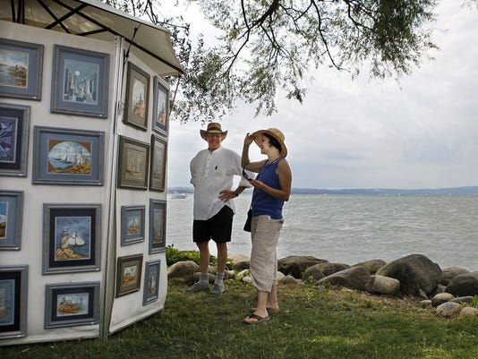 Canandaigua Waterfront Art Festiva
